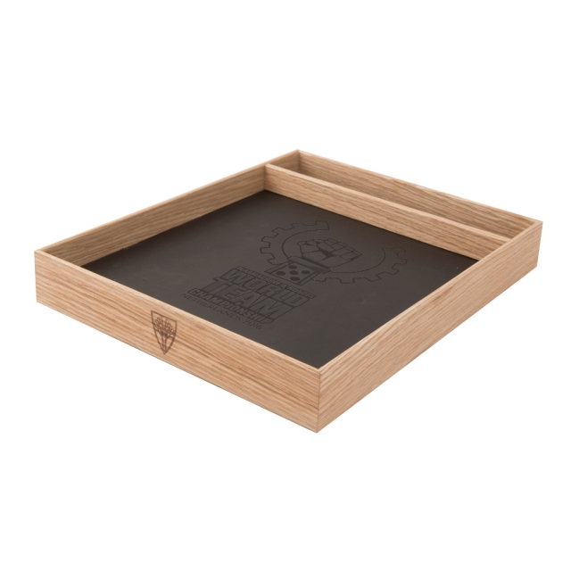 Wyrmwood Gaming offers special WTC dice trays | Warmahordes & Guild